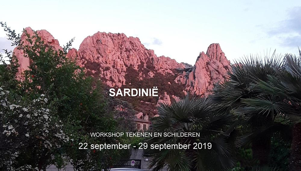 Workshop Sardinië 2019