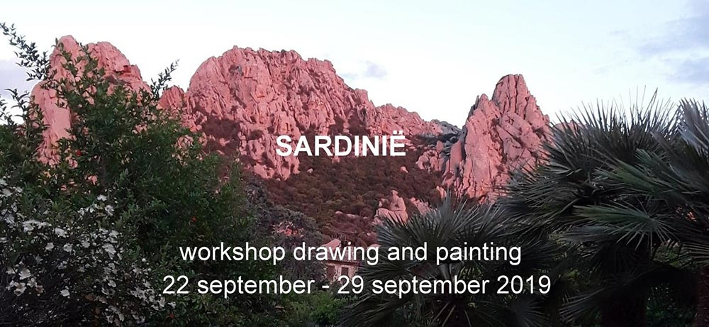 Workshop Sardinia 2019